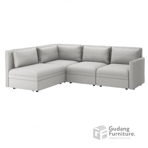 Sofa L Minimalis GF Series Heidi