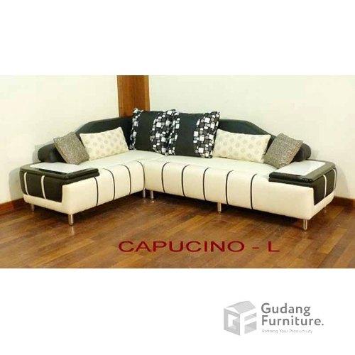 Sofa Morres Cappucino L